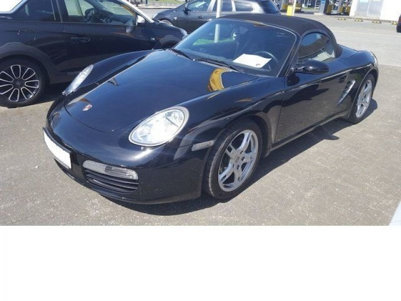Porsche Boxster 2.7 Noir occasion à BEAUPUY