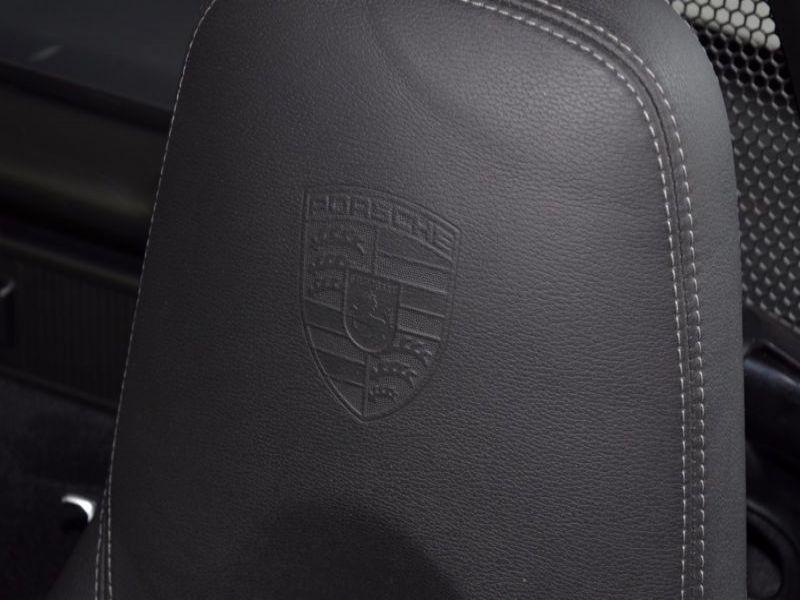 Porsche Boxster 2.9 PDK Noir occasion à BEAUPUY - photo n°5