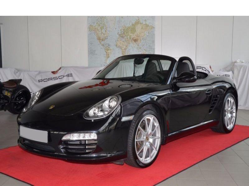 Porsche Boxster 2.9 PDK Noir occasion à BEAUPUY