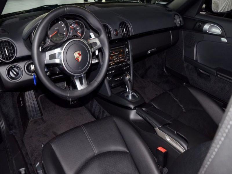 Porsche Boxster 2.9 PDK Noir occasion à BEAUPUY - photo n°2