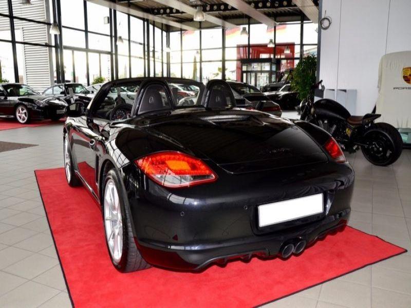Porsche Boxster 2.9 PDK Noir occasion à BEAUPUY - photo n°3