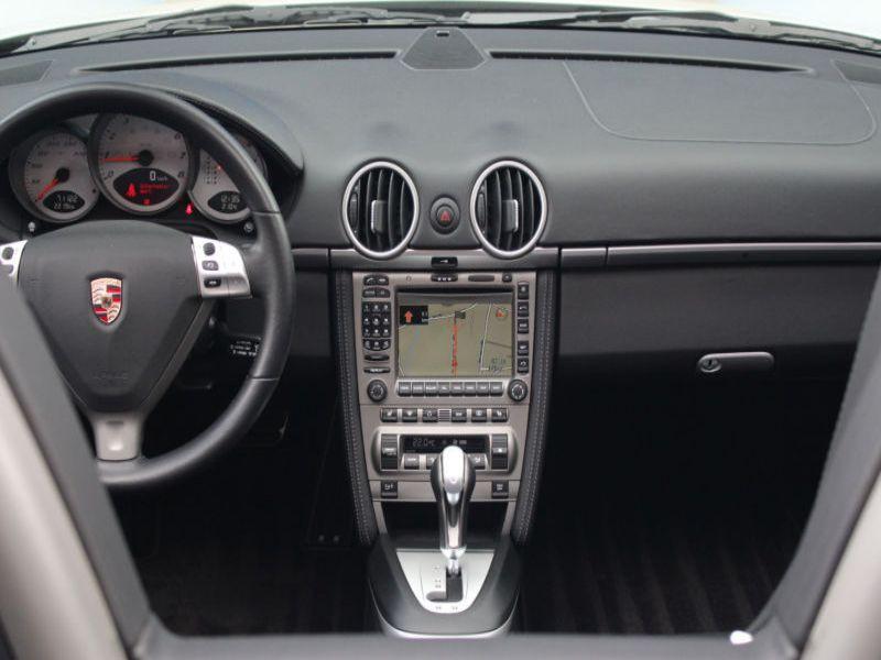 Porsche Boxster 3.2 Tiptronic S Argent occasion à BEAUPUY - photo n°2