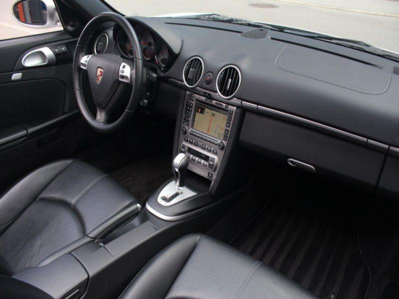 Porsche Boxster 3.2 Tiptronic S Argent occasion à BEAUPUY - photo n°5