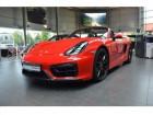 Porsche Boxster 3.4 GTS Rouge à BEAUPUY 31