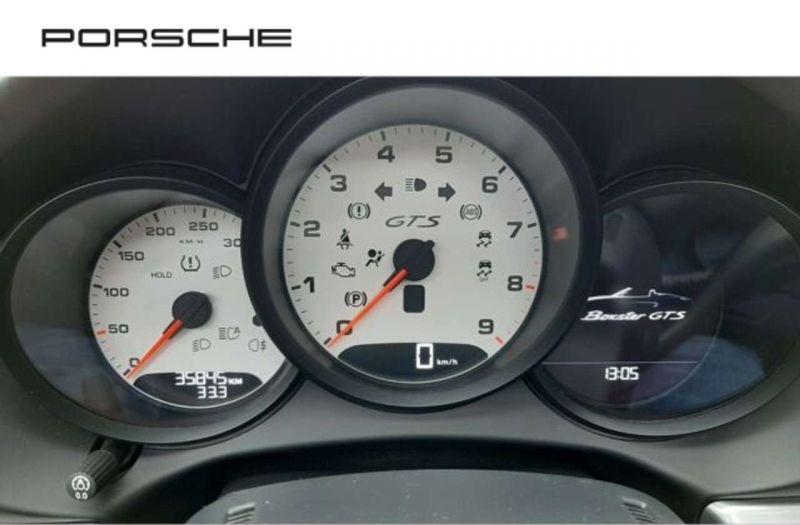 Porsche Boxster 3.4 GTS Gris occasion à BEAUPUY - photo n°4