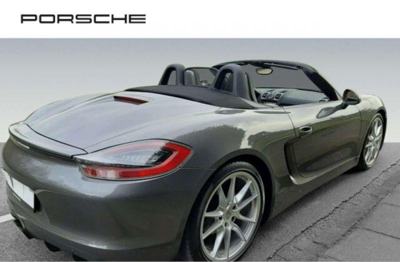 Porsche Boxster 3.4 GTS Gris occasion à BEAUPUY - photo n°3