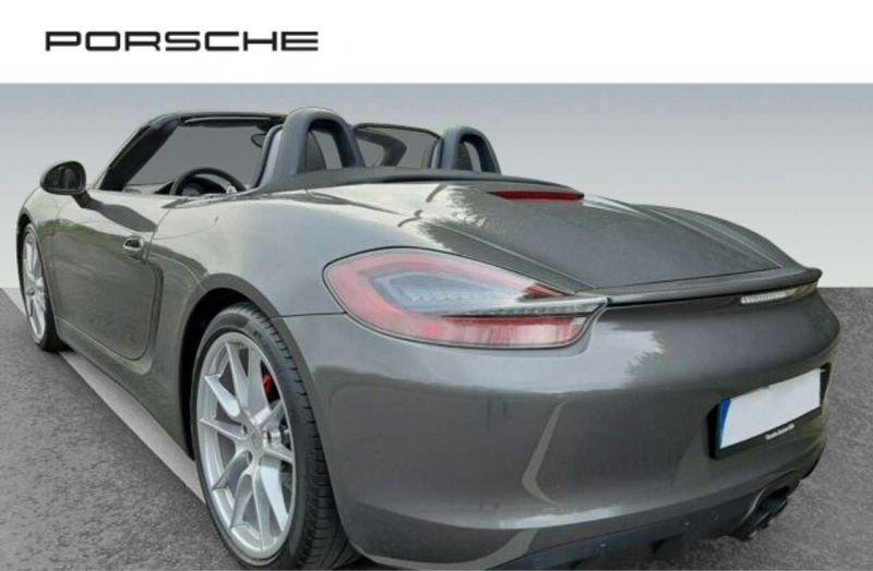 Porsche Boxster 3.4 GTS Gris occasion à BEAUPUY - photo n°5