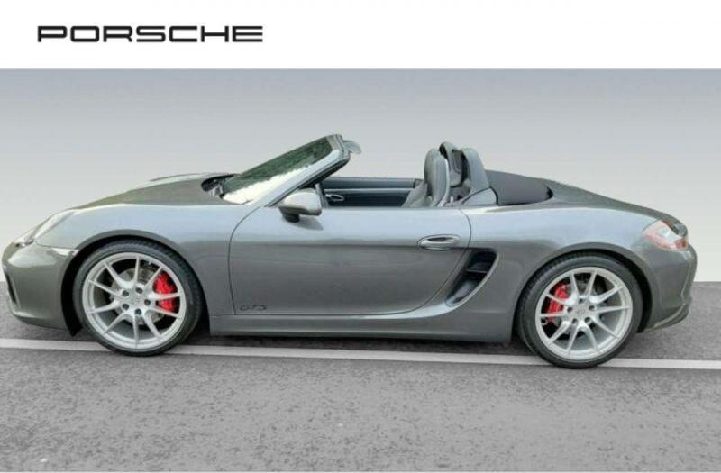 Porsche Boxster 3.4 GTS Gris occasion à BEAUPUY - photo n°6