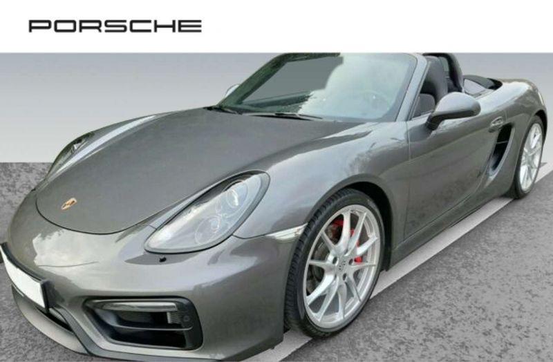 Porsche Boxster 3.4 GTS Gris occasion à BEAUPUY