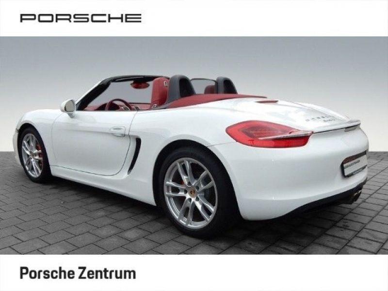 Porsche Boxster 3.4 S PDK Blanc occasion à BEAUPUY - photo n°3