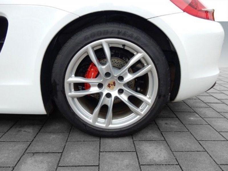 Porsche Boxster 3.4 S PDK Blanc occasion à BEAUPUY - photo n°6