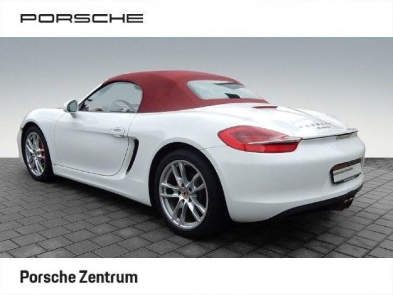 Porsche Boxster 3.4 S PDK Blanc occasion à BEAUPUY - photo n°7