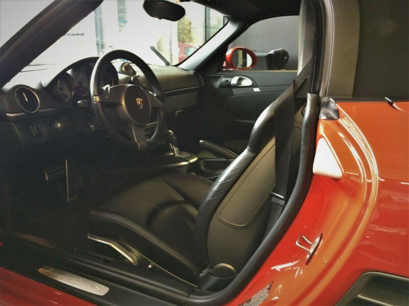 Porsche Boxster 3.4 S PDK Rouge occasion à BEAUPUY - photo n°6