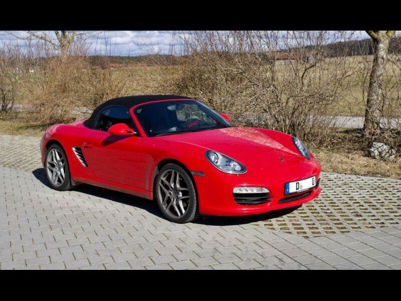 Porsche Boxster 3.4 S PDK Rouge occasion à BEAUPUY - photo n°8