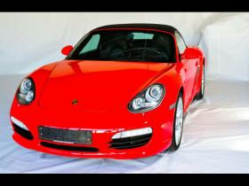 Porsche Boxster occasion 2009 mise en vente à BEAUPUY par le garage PRESTIGE AUTOMOBILE - photo n°1