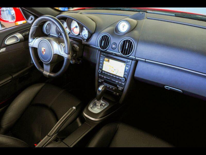 Porsche Boxster 3.4 S PDK Rouge occasion à BEAUPUY - photo n°2