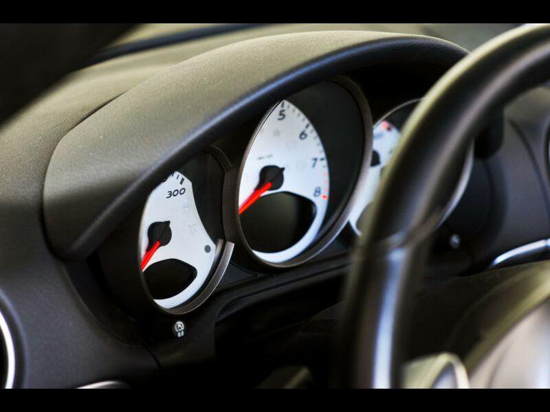 Porsche Boxster 3.4 S PDK Rouge occasion à BEAUPUY - photo n°5