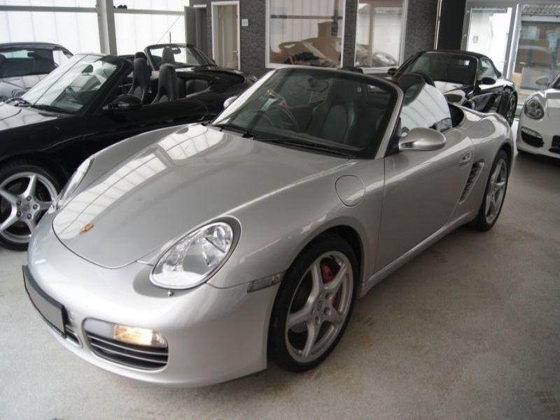 Porsche Boxster 3.4 S Argent occasion à BEAUPUY