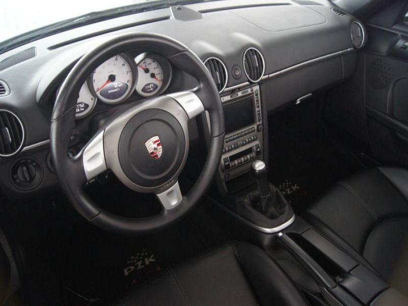Porsche Boxster 3.4 S Argent occasion à BEAUPUY - photo n°2