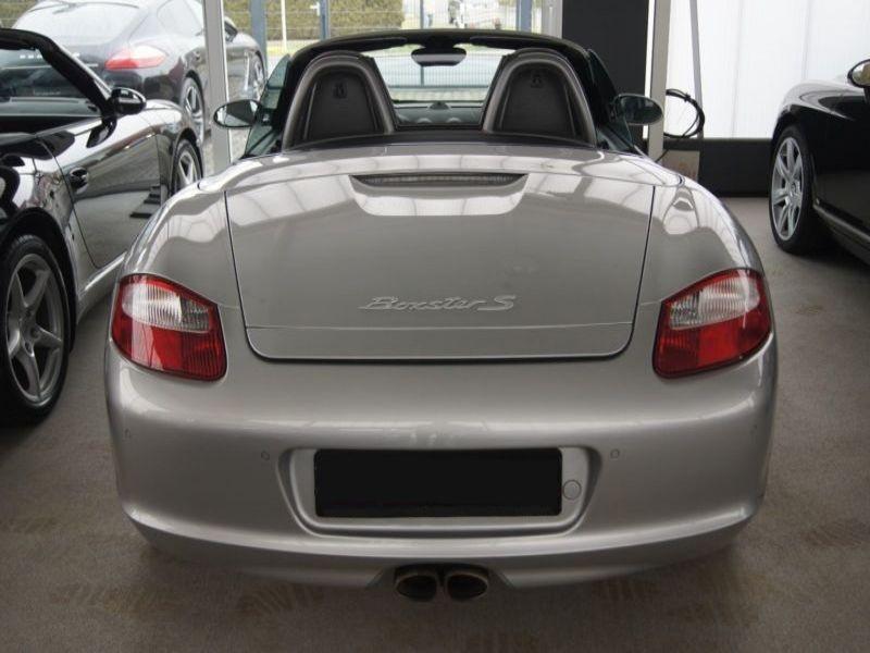 Porsche Boxster 3.4 S Argent occasion à BEAUPUY - photo n°5