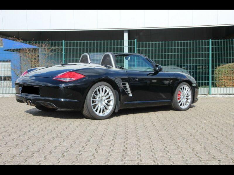 Porsche Boxster 3.4 S Noir occasion à BEAUPUY - photo n°3