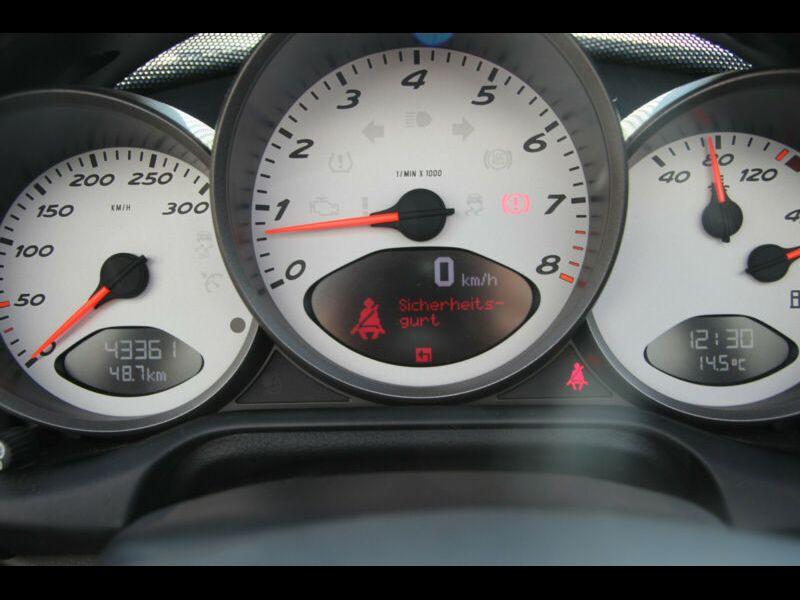 Porsche Boxster 3.4 S Noir occasion à BEAUPUY - photo n°4