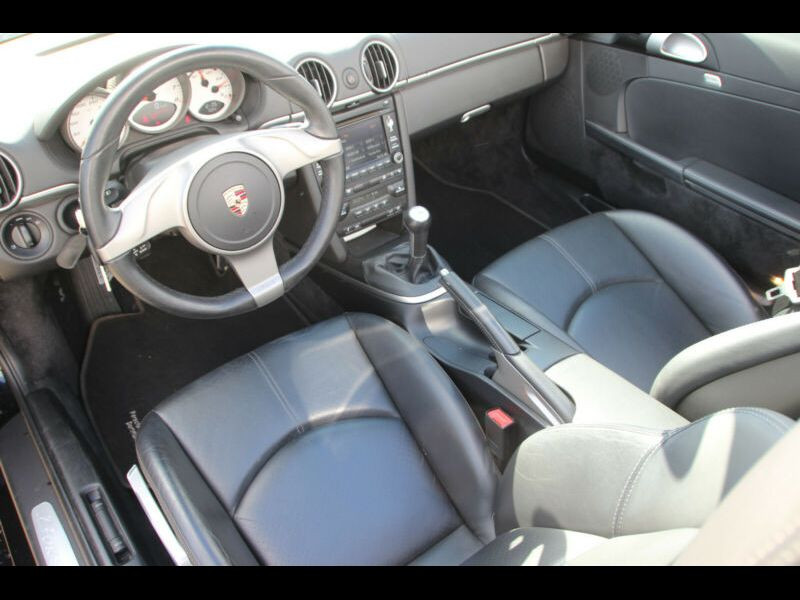 Porsche Boxster 3.4 S Noir occasion à BEAUPUY - photo n°2
