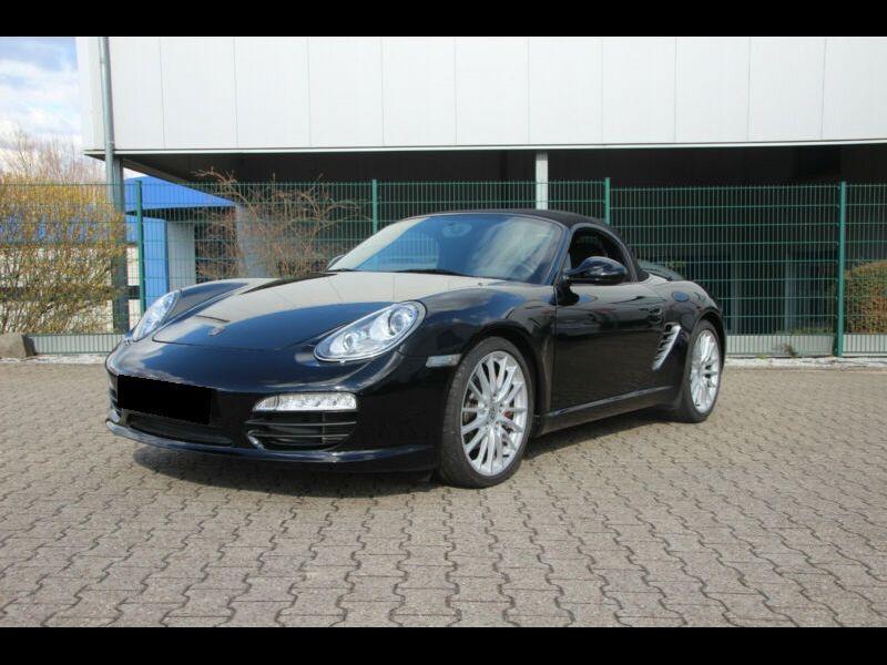 Porsche Boxster 3.4 S Noir occasion à BEAUPUY - photo n°1