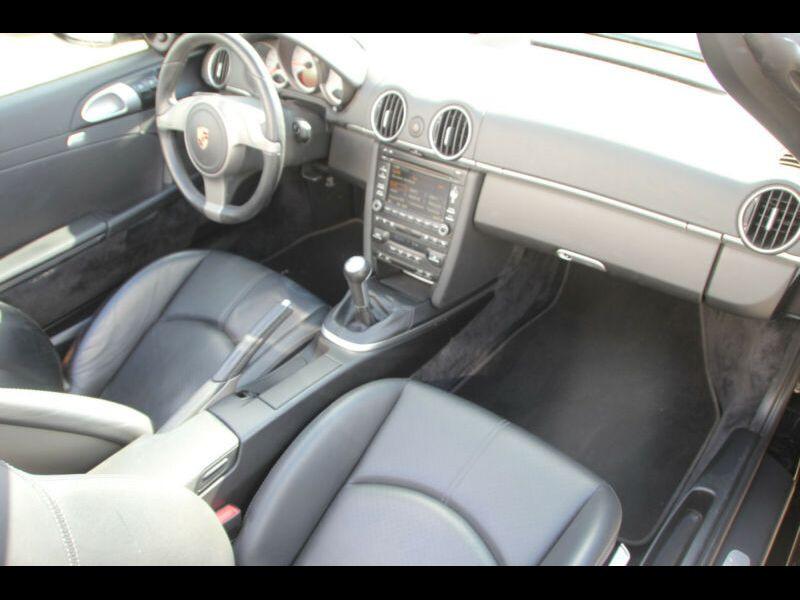Porsche Boxster 3.4 S Noir occasion à BEAUPUY - photo n°5