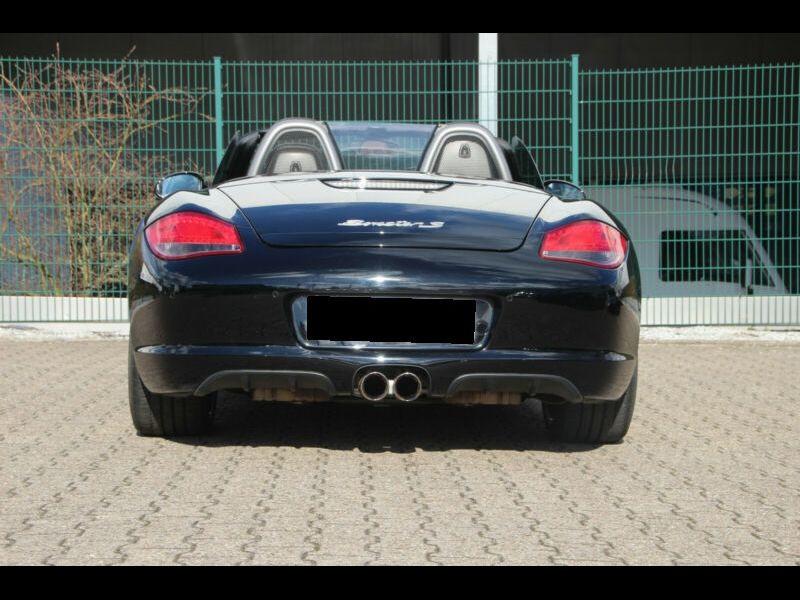 Porsche Boxster 3.4 S Noir occasion à BEAUPUY - photo n°8