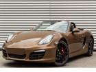 Porsche Boxster 3.4 S Marron à BEAUPUY 31
