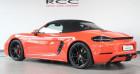 Porsche Boxster 718 GTS Orange à Le Port Marly 78