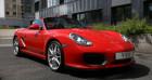 Porsche Boxster PORSCHE 987 BOXSTER SPYDER 320CV BOITE MECANIQUE AVEC 181 KM Rouge à BOULOGNE BILLANCOURT 92