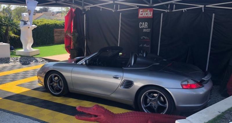 Porsche Boxster s spider 550 3.2i 266 numeroter Gris occasion à LA BAULE - photo n°3