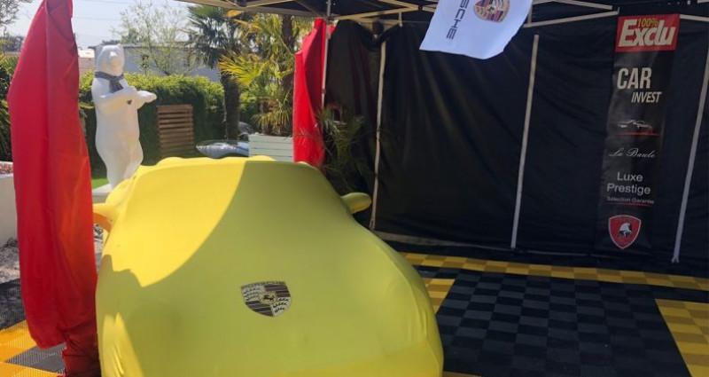 Porsche Boxster s spider 550 3.2i 266 numeroter Gris occasion à LA BAULE - photo n°6