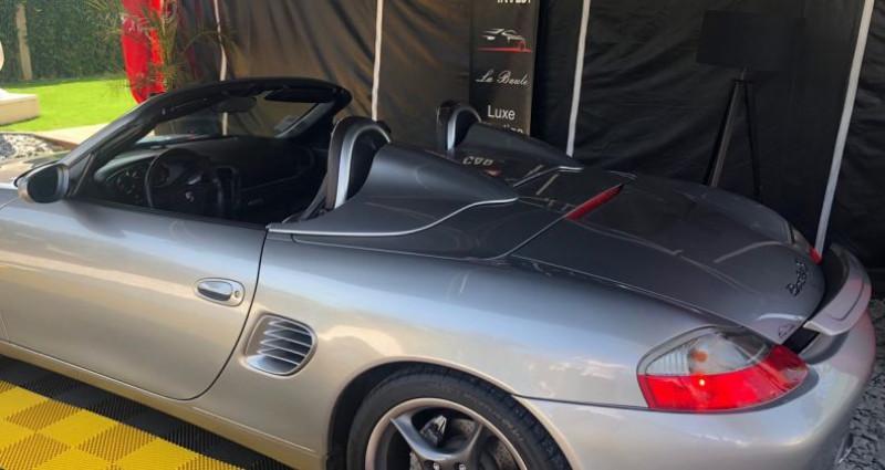Porsche Boxster s spider 550 3.2i 266 numeroter Gris occasion à LA BAULE - photo n°5