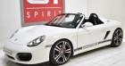 Porsche Boxster Spyder  à La Boisse 01
