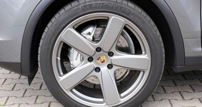 Porsche Cayenne (958) 4.2 385CH S DIESEL Gris occasion à Mommenheim - photo n°7