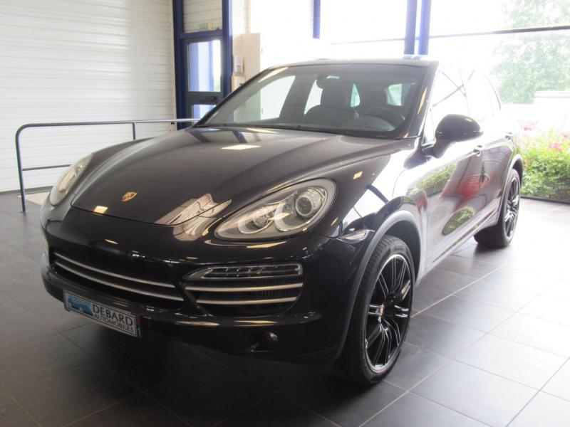 Porsche Cayenne (958) DIESEL PLATINUM EDITION Noir occasion à Labège