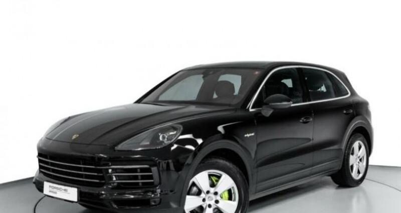 Porsche Cayenne #  E-Hybrid Tiptronic  # Carte Grise et livraison à domicile Noir occasion à Mudaison