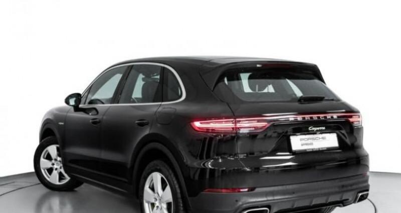 Porsche Cayenne #  E-Hybrid Tiptronic  # Carte Grise et livraison à domicile Noir occasion à Mudaison - photo n°2