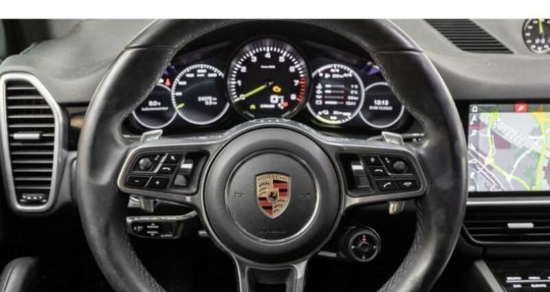 Porsche Cayenne #  E-Hybrid Tiptronic  # Carte Grise et livraison à domicile Noir occasion à Mudaison - photo n°4