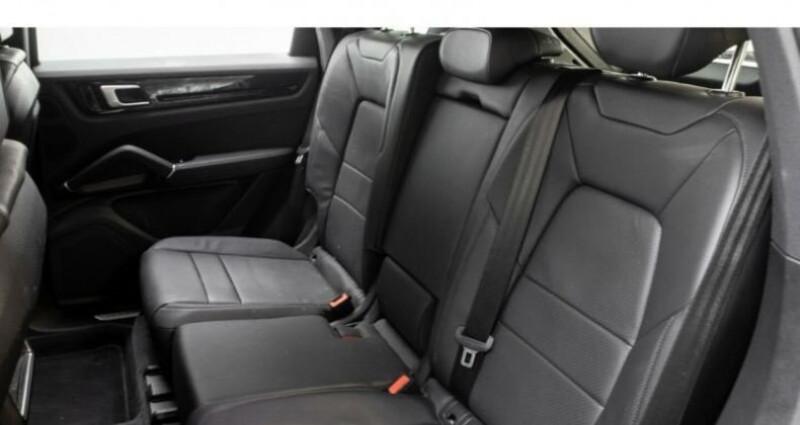 Porsche Cayenne #  E-Hybrid Tiptronic  # Carte Grise et livraison à domicile Noir occasion à Mudaison - photo n°5