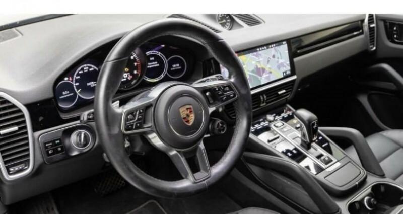 Porsche Cayenne #  E-Hybrid Tiptronic  # Carte Grise et livraison à domicile Noir occasion à Mudaison - photo n°6