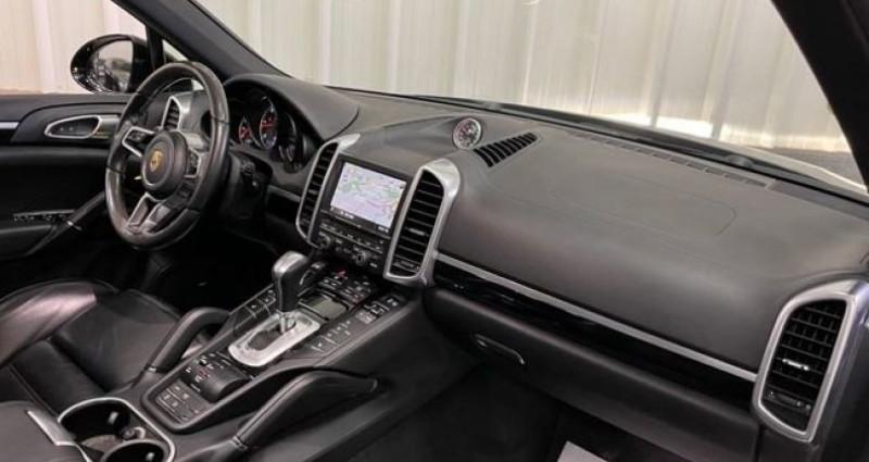 Porsche Cayenne 3.0 262 cv PLATINIUM EDITION 04/2017 1ere MAIN Noir occasion à Cosnes Et Romain - photo n°5