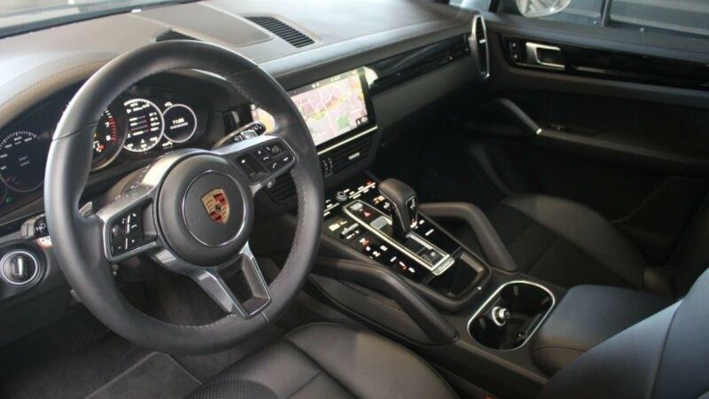 Porsche Cayenne 3.0 340CH EURO6D-T Gris occasion à Villenave-d'Ornon - photo n°4
