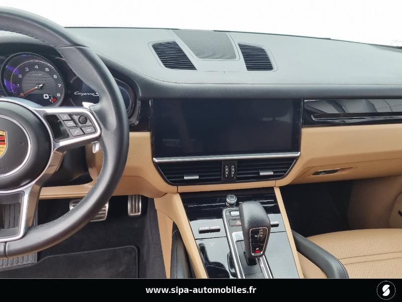 Porsche Cayenne 3.0 440ch S Noir occasion à Mérignac - photo n°3