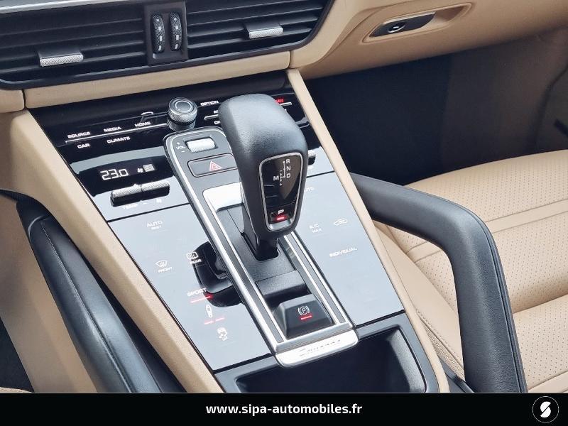 Porsche Cayenne 3.0 440ch S Noir occasion à Mérignac - photo n°16