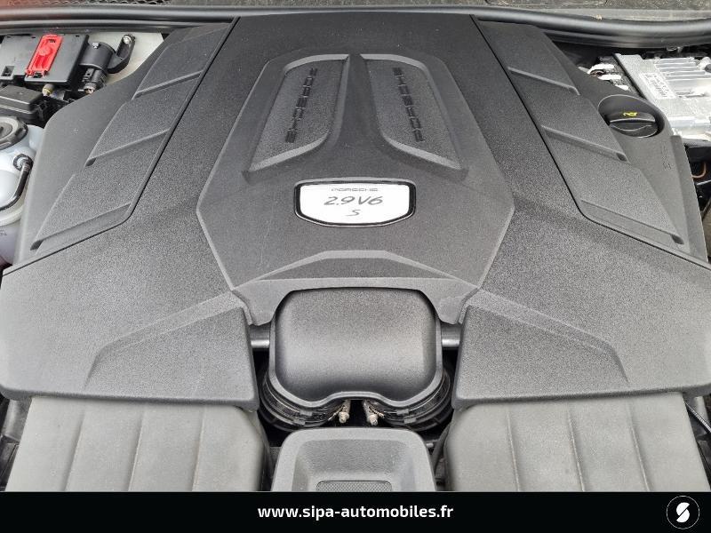 Porsche Cayenne 3.0 440ch S Noir occasion à Mérignac - photo n°12