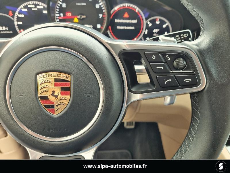 Porsche Cayenne 3.0 440ch S Noir occasion à Mérignac - photo n°20